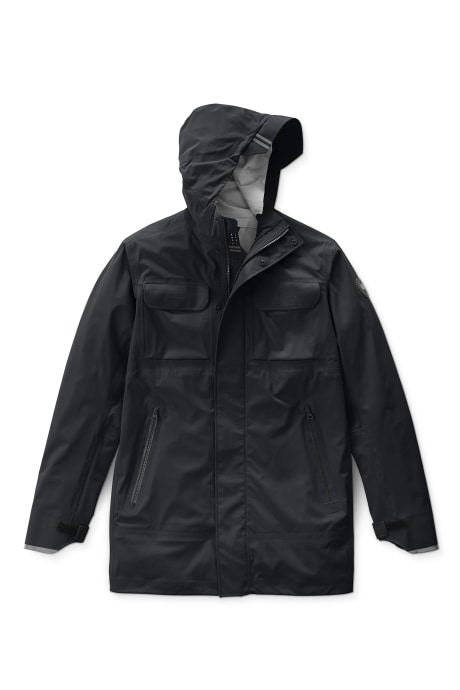 Shop the MEN'S WASCANA RAIN JACKET BLACK LABEL
