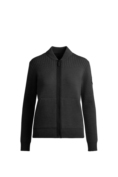Shop the women's Lennox Knit Bomber Jacket