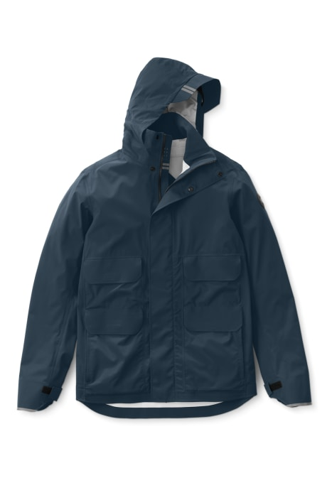 SHOP THE MEN'S MEAFORD RAIN JACKET BLACK LABEL