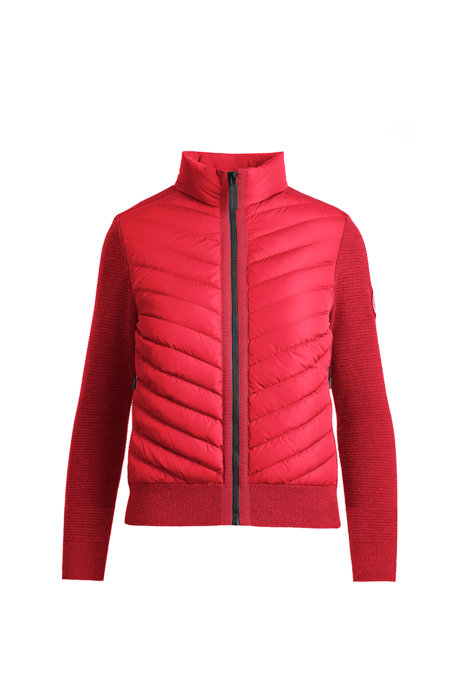 Shop the women's HyBridge Knit Jacket