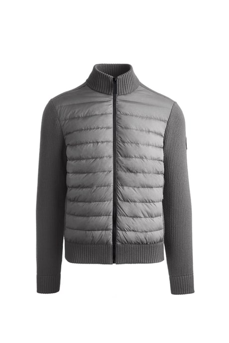Shop the men's HyBridge Knit Jacket