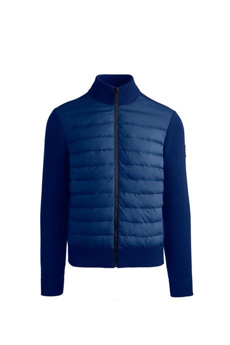 Shop the men's HyBridge Knit Jacket