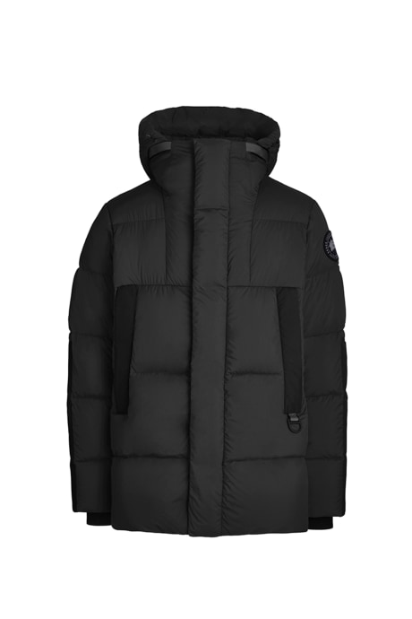 Shop the men's Osborne Parka Black Label