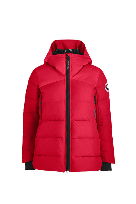 Shop the women's HyBridge Down Coat