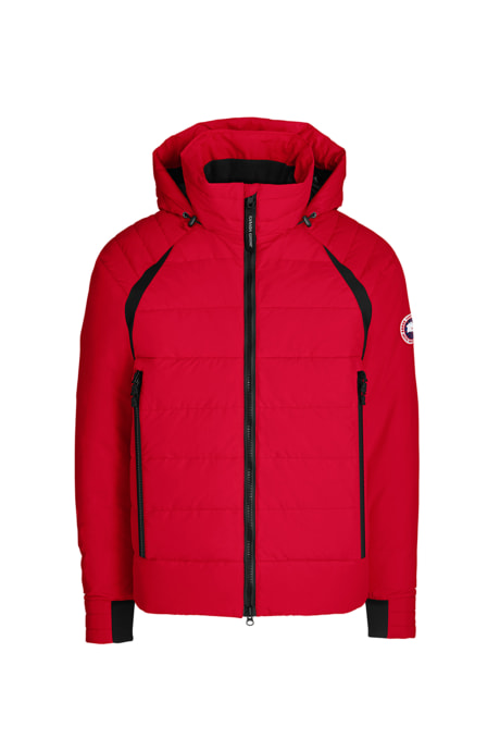 Shop the men's HyBridge Base Down Jacket Matte Finish