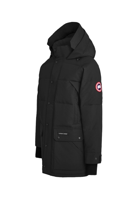 Shop the men's Emory Parka with Hood Trim