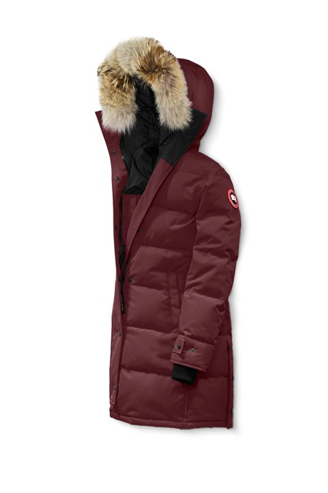 Shop the women's Shelburne Parka Fusion Fit