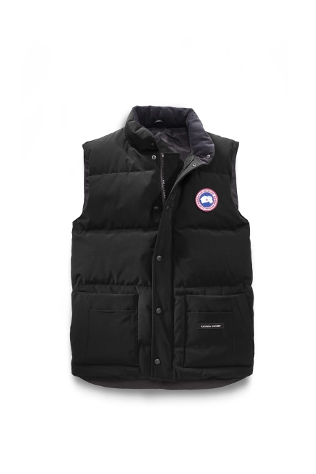 Shop the men's Freestyle Crew Vest