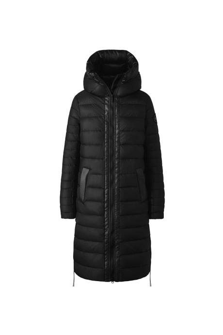 Shop the Women's Roxboro Coat Black Label