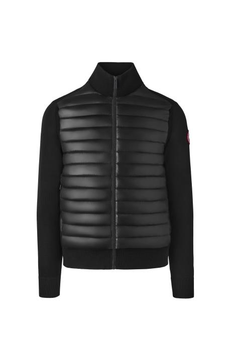 Shop the Men's Hybridge Knit Packable Jacket
