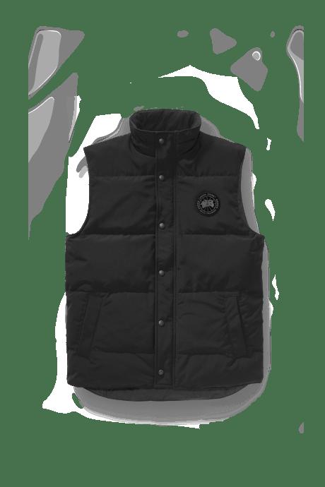 Shop the Men's Garson Vest Black Label