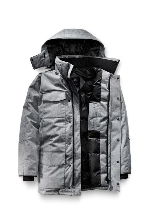 Windermere Coat Black Label | Canada Goose