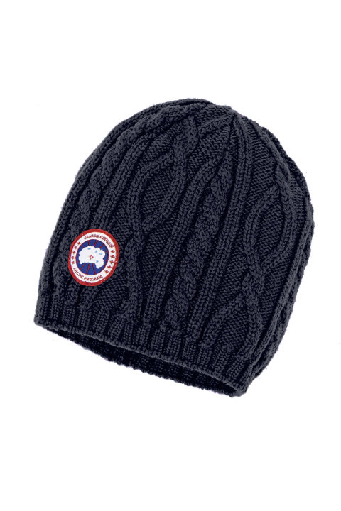 Cable Knit Beanie | Canada Goose