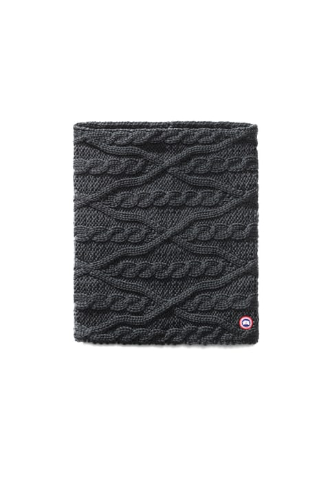 Merino Chunky Cable Snood | Canada Goose