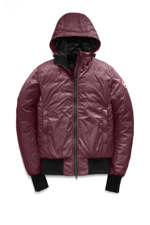 Manteau À Capuche Dore | Canada Goose