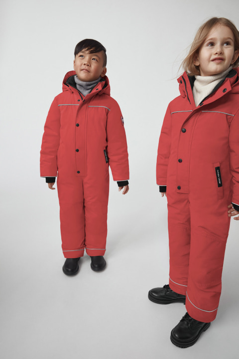 Grizzly Snowsuit für Kinder | Canada Goose