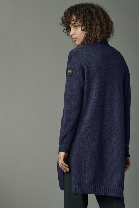 Cortina Cardigan Black Label | Canada Goose