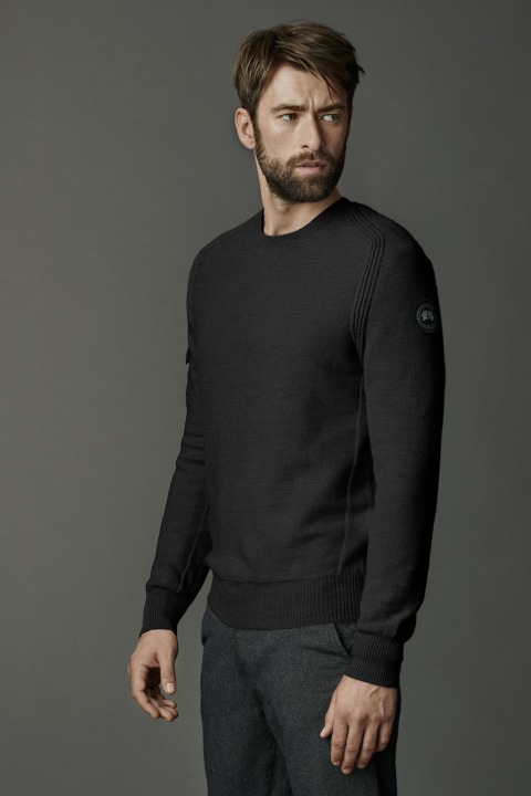 Men's Rutledge Crew Neck Sweater | Canada Goose