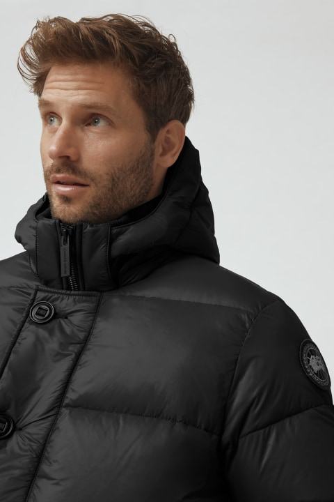 Men's Ventoux Parka Black Label | Canada Goose