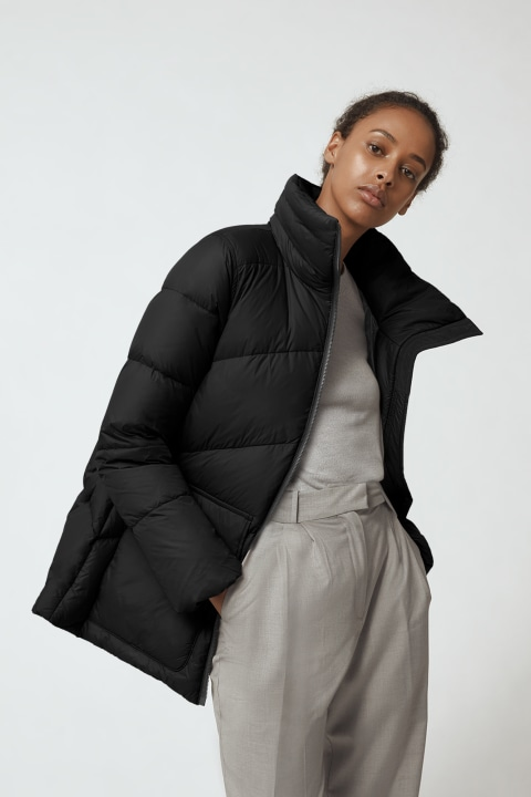 Women's Ockley Parka Black Label | Canada Goose