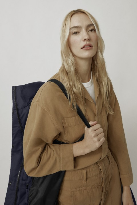 Women's Arosa Parka Black Label | Canada Goose