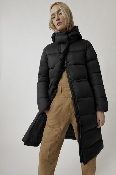 Women's Arosa Parka Black Label | Canada Goose