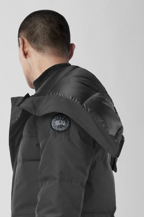 Men's Wedgemount Parka Black Label | Canada Goose