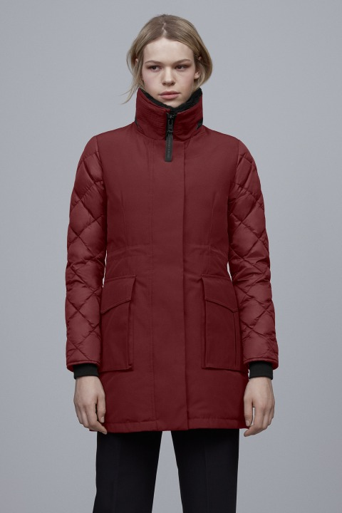 Women's Elwin Parka Black Label | Canada Goose