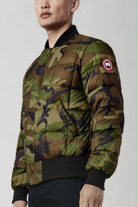 Men's Fraser Bomber | Canada Goose