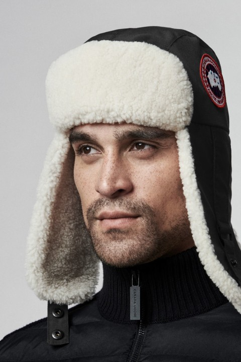 Men's Shearling Aviator Hat | Canada Goose