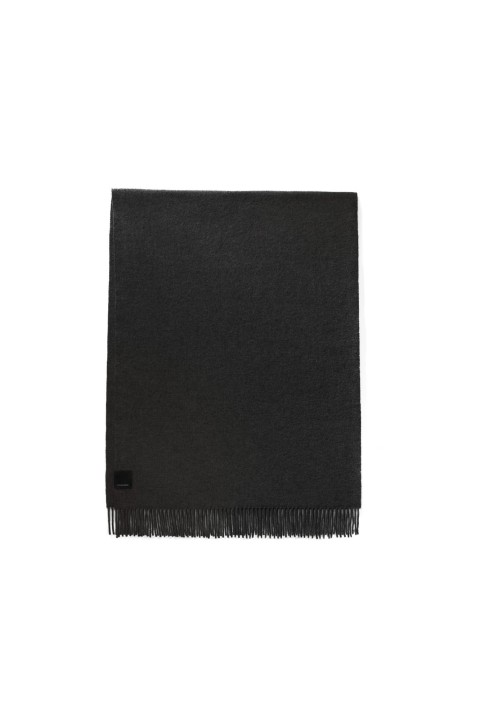 Men's Solid Woven Scarf   Canada Goose