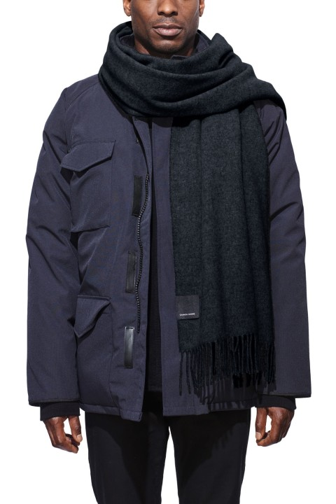 Men's Solid Woven Scarf | Canada Goose