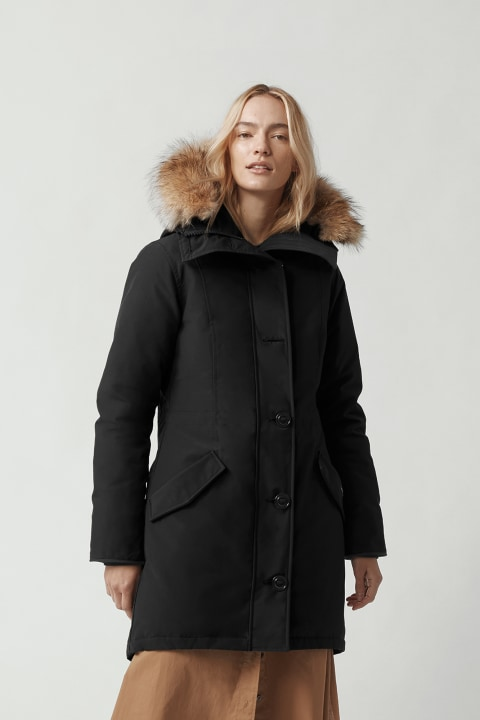 Rossclair Parka Black Label | Canada Goose