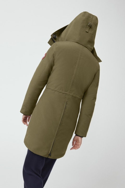 Rossclair Parka Fusion Fit | Canada Goose