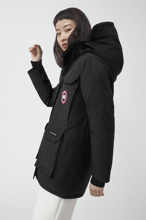 Fusion Fit 版 Expedition 派克大衣 | Canada Goose