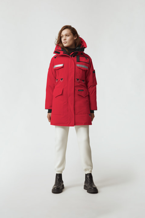 Parka Resolute Arctic Program da donna | Canada Goose