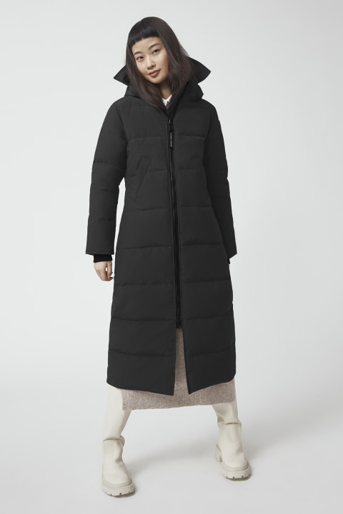 Fusion Fit 版 Mystique 派克大衣 | Canada Goose