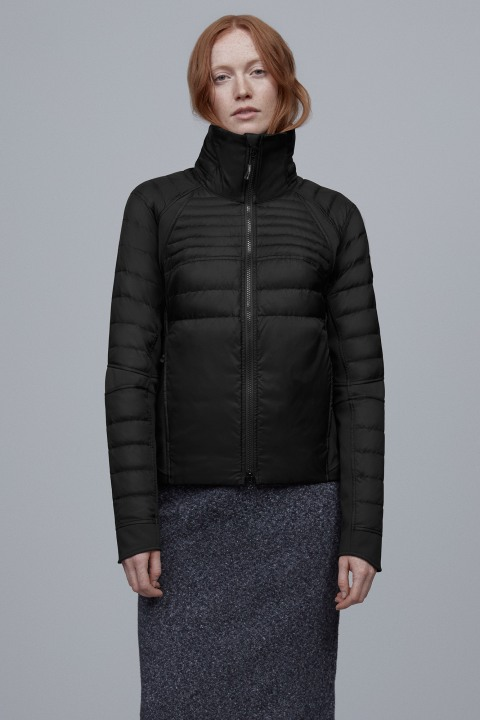 Women's HyBridge Perren Jacket Black Label | Canada Goose