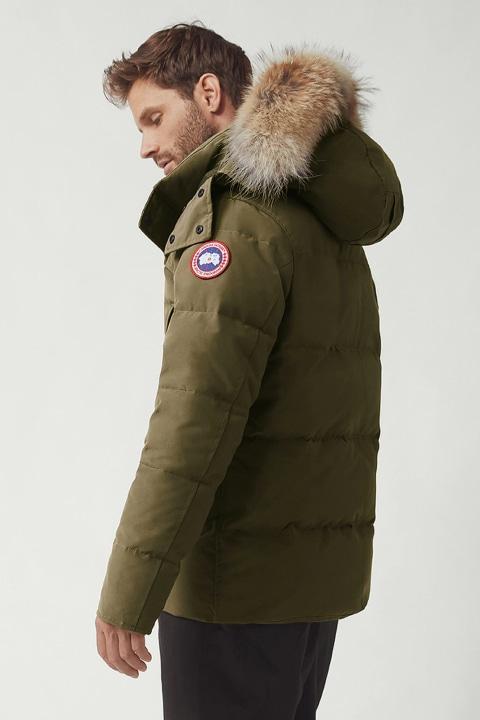 Herren Parka Wyndham | Canada Goose
