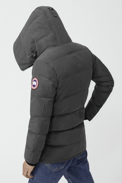 Fusion Fit 版 Carson 派克大衣 | Canada Goose