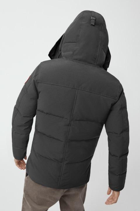 Fusion Fit 版 MacMillan 派克大衣 | Canada Goose