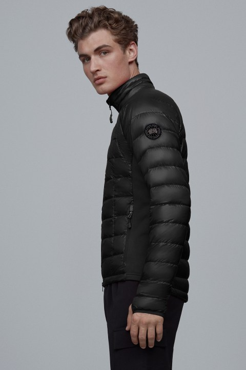Men's HyBridge Lite Jacket Black Label | Canada Goose