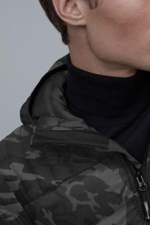 Blouson À Capuche Brookvale Black Label pour hommes | Canada Goose