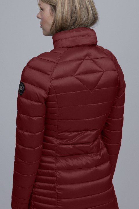 Brookvale Hooded Mantel Black Label | Canada Goose