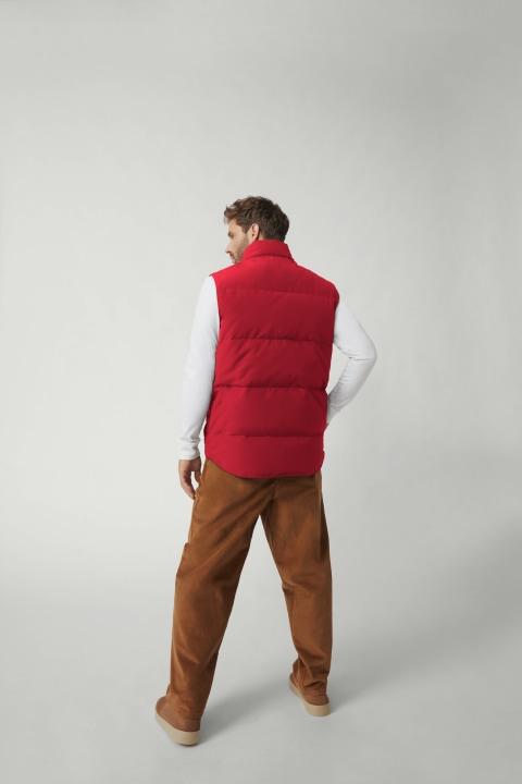 Men's Freestyle Crew Vest | Canada Goose