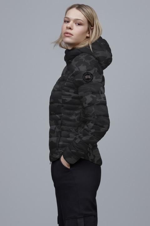 Women's Brookvale Hoody Black Label | Canada Goose