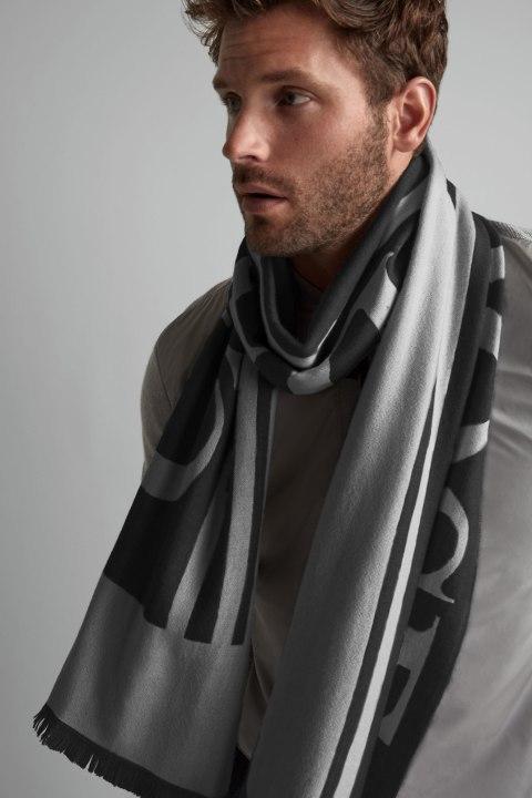 编织徽标围巾 | Canada Goose