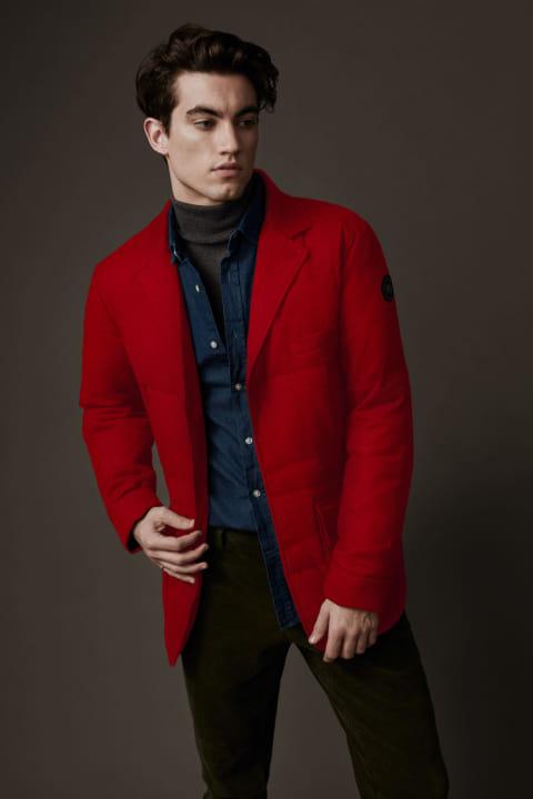 男装 W1 Blazer x Henry Poole | Canada Goose