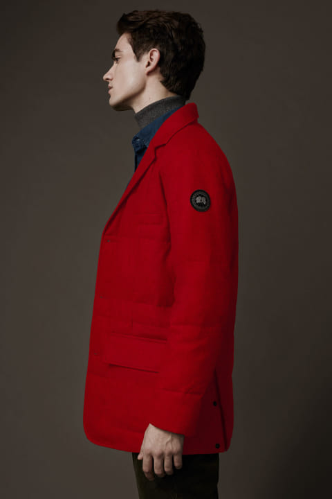 Blazer W1 pour homme x Henry Poole | Canada Goose