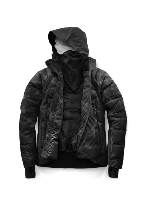 Parka HyBridge Sutton Black Label pour hommes | Canada Goose